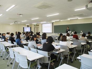 登翔会中高保護者大学見学ツアー