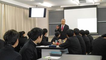 Y1学年キャリアトーク講座開催