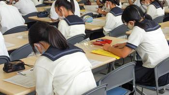 大学入学共通テスト、出願始まる