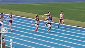 陸上競技インターハイ県予選会で二冠達成!! NHK杯放送コンテストで全国大会出場決定