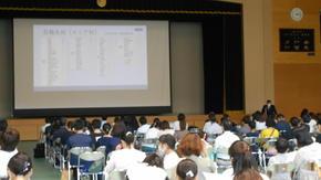 入試説明会・学校見学会を開催