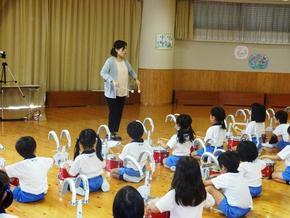 マーチング教室