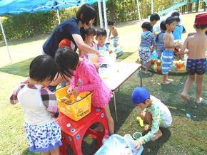奈良学園幼稚園 のびのび預かり保育
