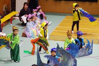 尚志祭 PP2『かぐやひめ』劇遊び