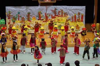 尚志祭 PP3『ライオン・キング』劇遊び